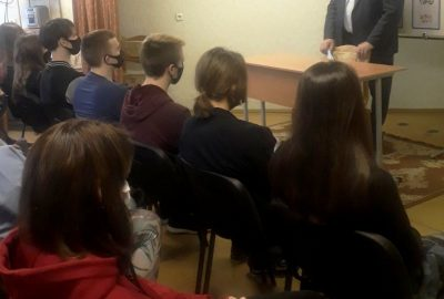 Встреча с Керножитским